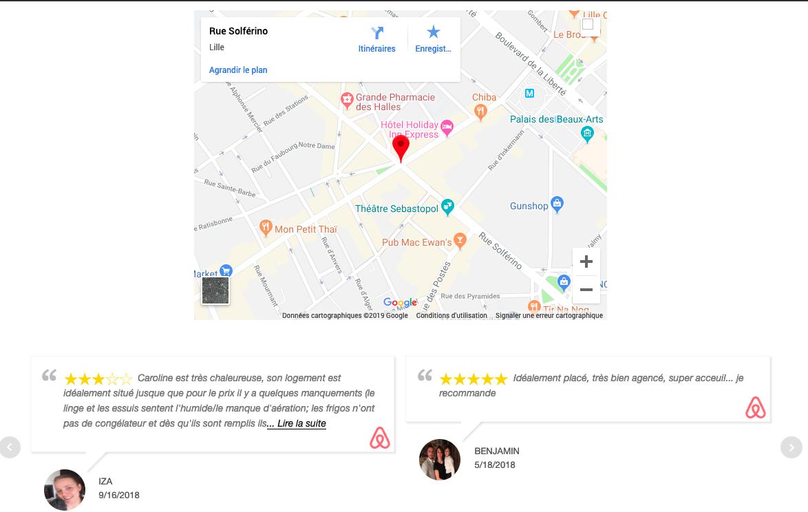 Visuel site web mon appart en ville 5 - Chamade&Cie - Manon Czermak, freelance en communication
