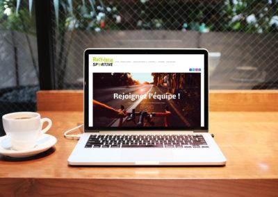 Site web - La Recyclerie Sportive